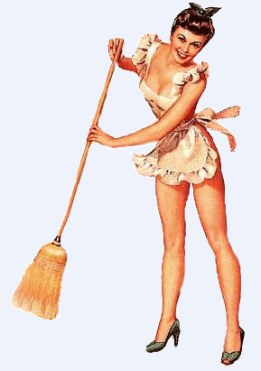 Как сделать так чтобы дома всегда было чисто
