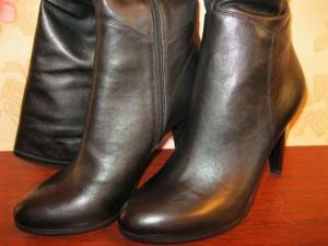 Как ухаживать за демисезонной кожаной обувью