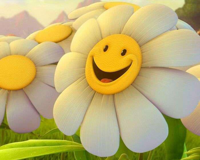 5 поводов для улыбки в хмурый день