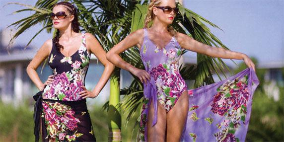 Яркое модное лето