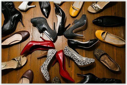 Укрощение обуви