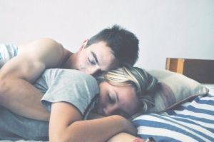В одной постели