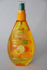 Гарньер масло-эликсир преображение
